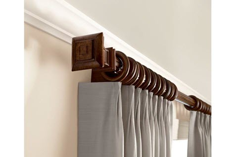 Drapery Rods and Hardware