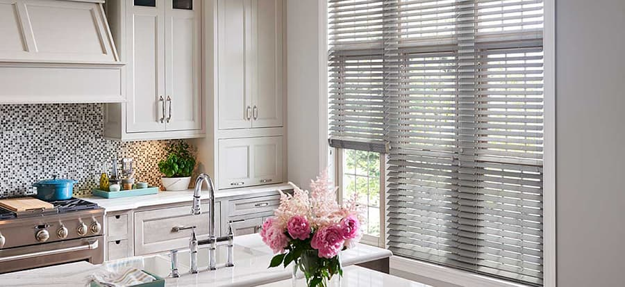 Blinds and Shades for Windows Near Huntington Beach & Irvine, California (CA) in Home Kitchens