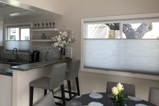 Custom Shades for Dining Rooms Near Huntington Beach, California (CA)