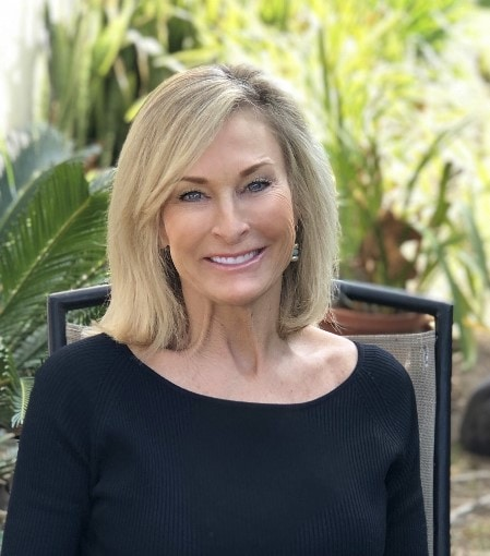 Gayle St. Onge - Owner of Blinds Plus Designs Near Huntington Beach, CA