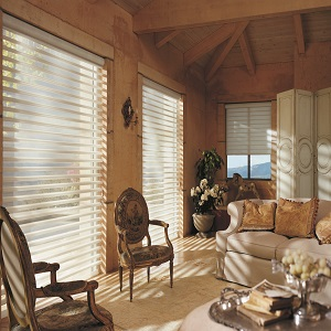 Redesigning Your Living Room Windows Near Huntington Beach, California (CA) including motorization, shades, and more