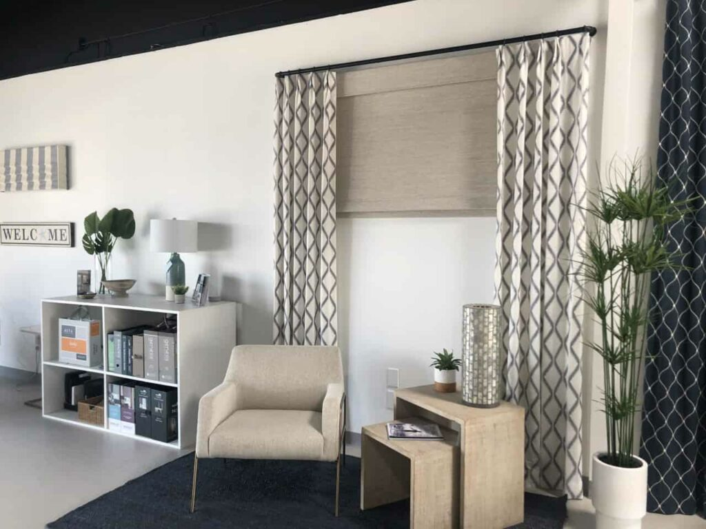 2 - Image Gallery of the New Showroom for Blinds Plus Designs Near Huntington Beach, California (CA)