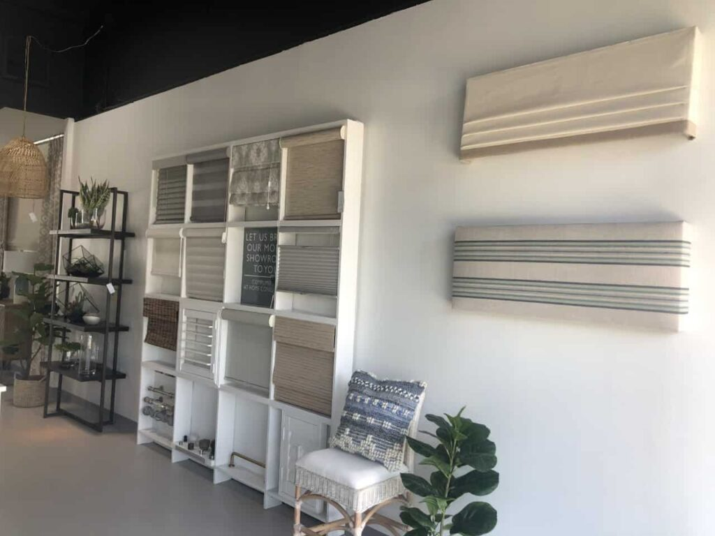 4 - Image Gallery of the New Showroom for Blinds Plus Designs Near Huntington Beach, California (CA)