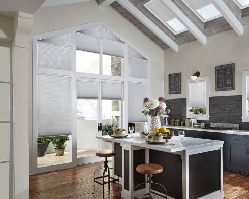 Lafayette Parasol® Cellular Shades and Honeycomb Shades from Blinds Plus Designs Near Huntington Beach, California (CA)